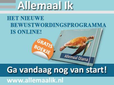 Online bewustwordingsprogramma Allemaal Ik