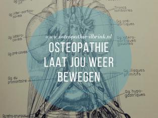 Osteopathie laat jou weer bewegen