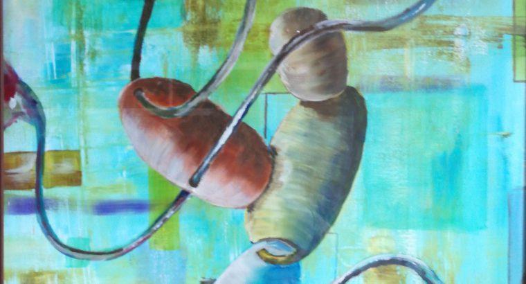 Workshop Intuitief schilderen