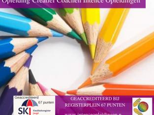 Opleiding Creatief Coachen