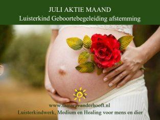 Luisterkind Geboortebegeleiding Afstemming